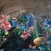Natiurmortas, 1978 m., 41 x 72 cm, akvarelė