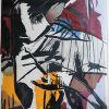 Kelionė, 1992, mišri technika, 6/8, 92x63 cm